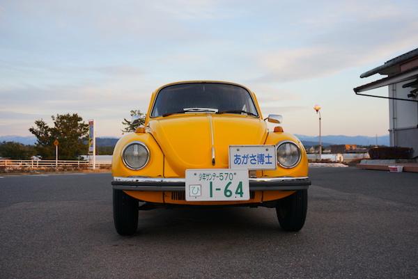 阿笠博士の車